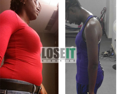 Nigerian Weight Loss Success Story – Tomi's Journey