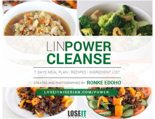 LIN Power Cleanse Feedback