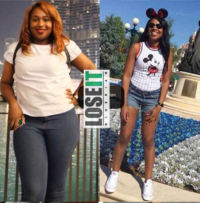 lose it Nigerian_transformation_photo_before_after_nigerian_weightloss_coach_food