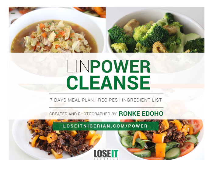 LIN POWER CLEANSE